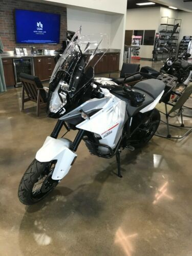 2016 KTM 1290 Super Adventure ABS White photo