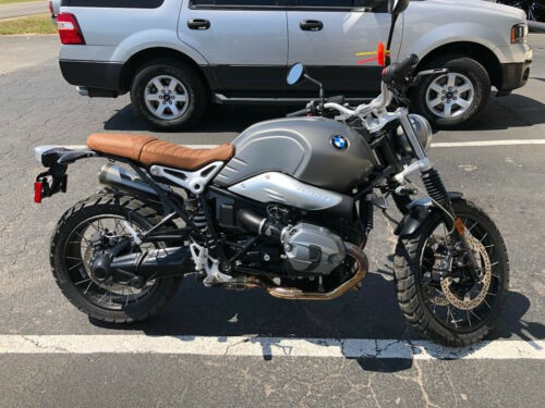 2017 BMW R-Series Silver photo