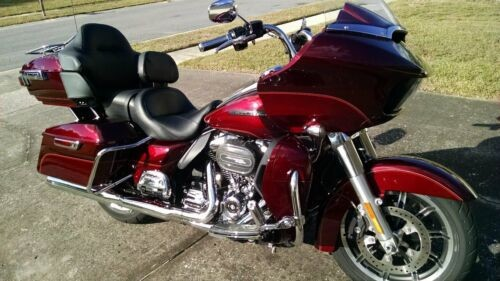 2017 Harley-Davidson Touring Mysterious Red Sunglo/Velocity Red Sunglo with Pinstripe craigslist
