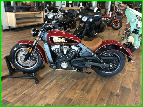 2017 Indian Scout ABS IR/BLK photo