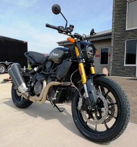2019 Indian FTR™ 1200 S -- Black photo