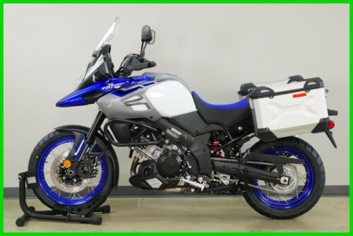 2019 Suzuki V-STROM 1000 ADV Black photo