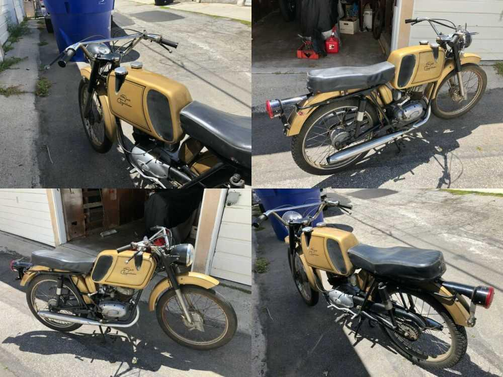 1967 Other Makes Italjet  Conquistador  for sale craigslist photo