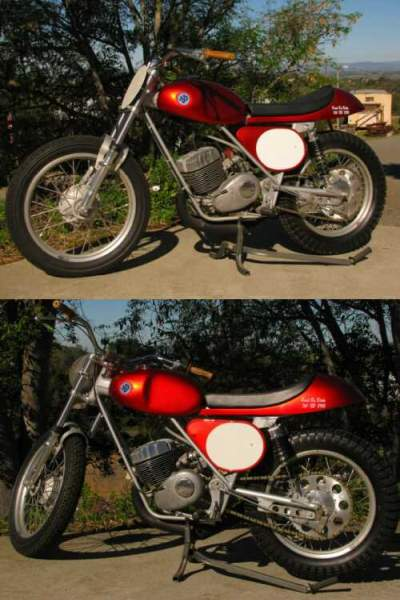 1969 Other Makes AJS Stormer Red for sale photo