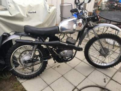 1972 Hodaka Wombat 125  for sale craigslist photo