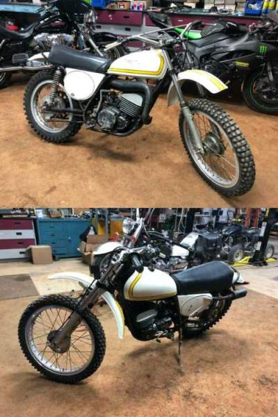 1973 Yamaha mx 250  for sale craigslist photo