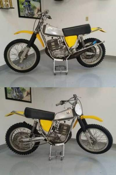1974 Other Makes GP 250 Yellow for sale photo