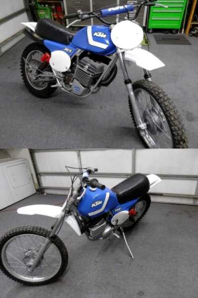 1977 KTM Other  for sale photo
