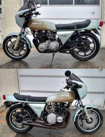 1978 Kawasaki Z1-R (KZ1000)  for sale craigslist photo