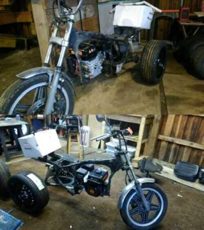 1981 Custom Built Motorcycles Other  for sale craigslist photo