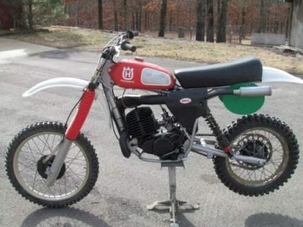 1981 Husqvarna 250 CR  for sale photo