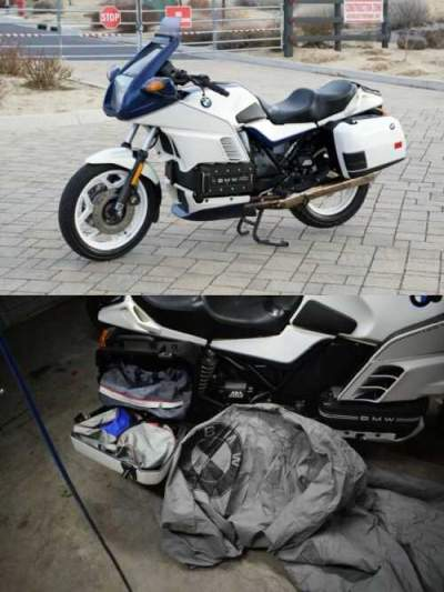 1989 BMW K-Series  for sale photo