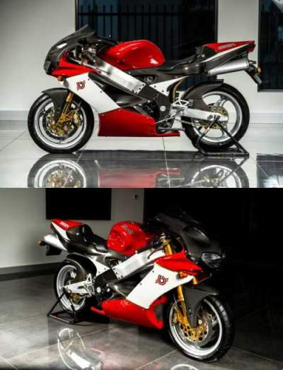 2000 Bimota SB8R Red for sale craigslist photo
