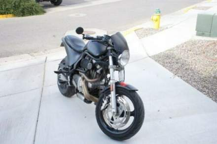 2000 Buell Cyclone Black for sale photo