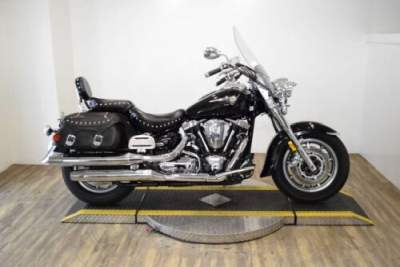2004 Yamaha Road Star Midnight Silverado® Raven for sale