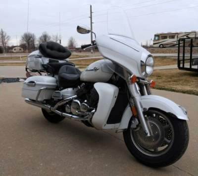 2004 Yamaha Royal Star® Venture White for sale craigslist photo