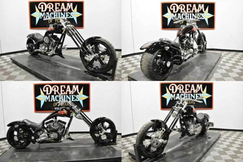 2005 Bourget Fat Daddy Chopper Black for sale craigslist photo