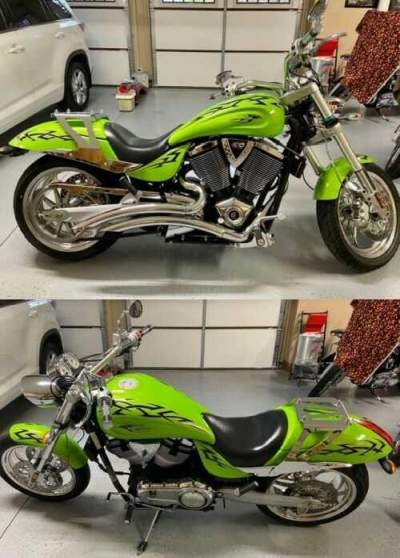 2005 Victory Victory Green for sale craigslist photo