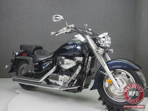 2006 Suzuki Boulevard C90  1500 DEEP SEABLUE/PHANTOM GRAY for sale photo