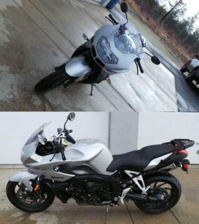 2007 BMW K-Series Silver for sale photo