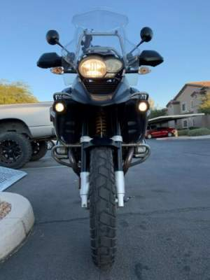 2007 BMW R-Series Silver for sale photo