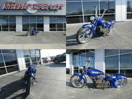 2007 DCHP MC Blue for sale craigslist photo