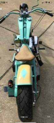 2008 Custom Built Motorcycles Bobber  for sale craigslist photo