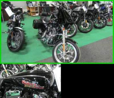 2015 Harley-Davidson SPORTSTER XL1200T Black for sale craigslist photo