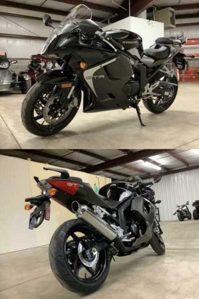 2015 Hyosung GT GT250R Black for sale photo