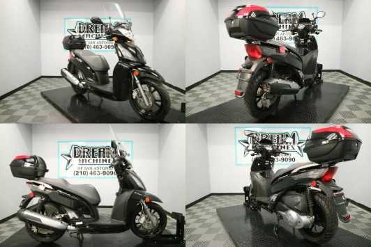 2015 Kymco People GT 300i Black for sale craigslist photo