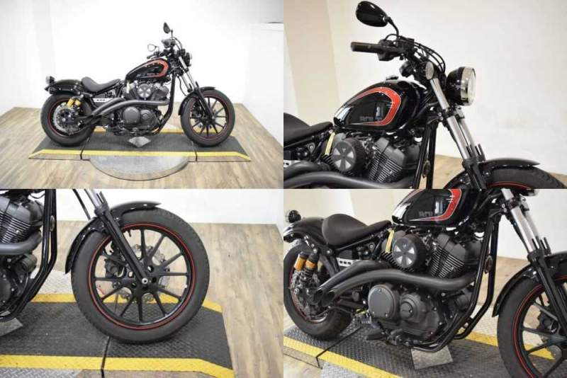 2015 Yamaha Bolt R-Spec Raven for sale craigslist photo