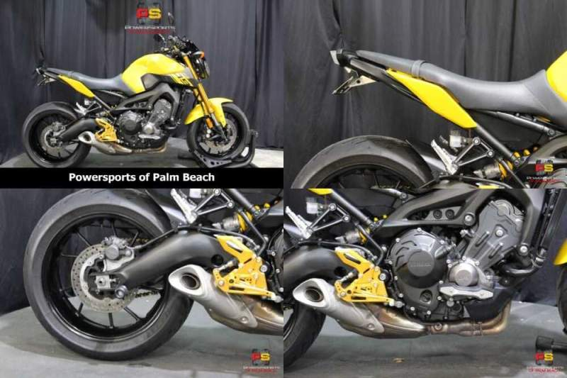 2015 Yamaha FZ Yellow for sale craigslist photo