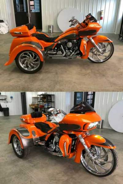 2016 Harley-Davidson Other Pearl Orange for sale craigslist photo