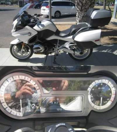 2017 BMW R-Series White for sale photo