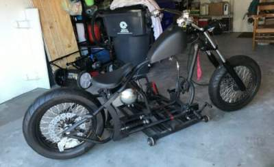 2017 Custom Built Motorcycles Bobber  for sale craigslist photo