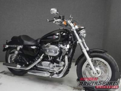 2017 Harley-Davidson Sportster XL1200C 1200 CUSTOM Black for sale craigslist photo