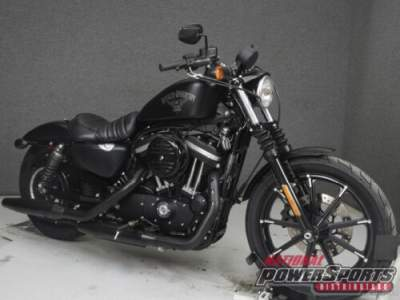 2017 Harley-Davidson Sportster XL883N 883 IRON DENIM BLACK for sale craigslist photo