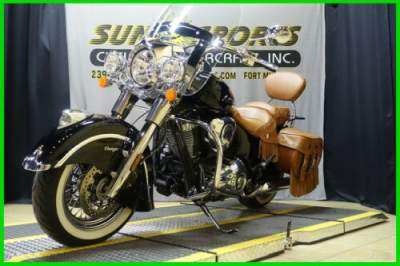 2017 Indian Chief Vintage Thunder Black  for sale craigslist photo