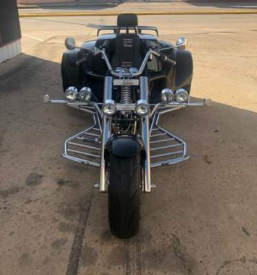 2018 Custom Built Motorcycles RF1 GT BLACK for sale photo