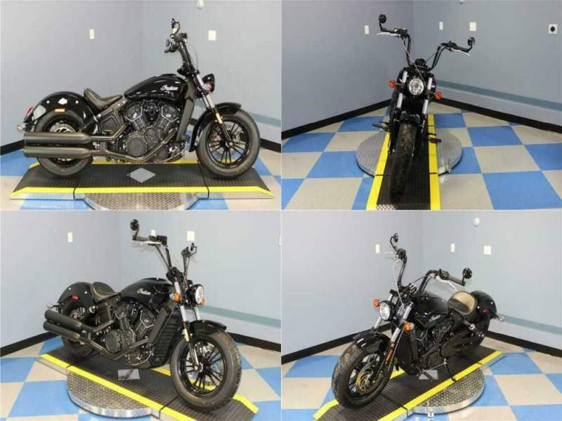 2018 Indian Scout Sixty Black for sale craigslist photo
