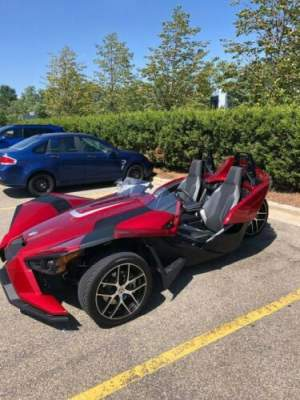 2018 Polaris Slingshot SL  for sale craigslist photo