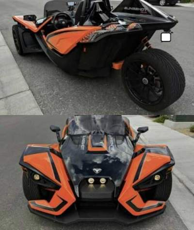 2018 Polaris Slingshot  for sale craigslist photo