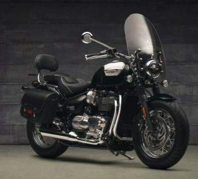 2018 Triumph Bonneville White for sale craigslist photo