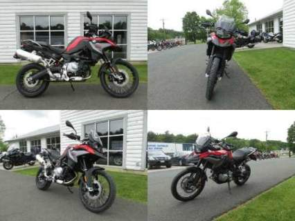 2019 BMW F850GS Red for sale craigslist photo