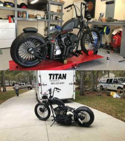 2019 Custom Built Motorcycles Bobber  for sale craigslist photo