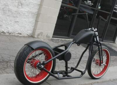 2019 Custom Built Motorcycles Bobber Other for sale photo