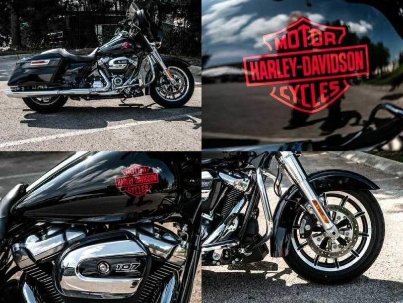2019 Harley-Davidson Electra Glide Standard Black for sale craigslist photo