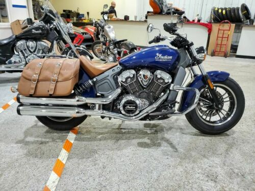 2019 Indian Scout® ABS Deep Water Metallic Deep Water Metallic for sale craigslist photo