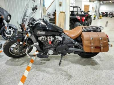 2019 Indian Scout® ABS Thunder Black Black for sale craigslist photo