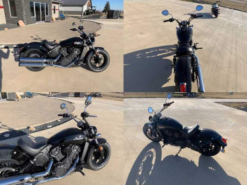 2019 Indian Scout® Sixty Black for sale craigslist photo